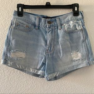 Hollister Short-Short High Rise Shorts